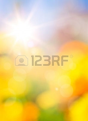 10541925-abstract-art-autumn-flowers-background